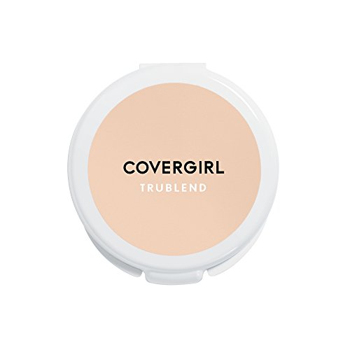 Covergirl - COVERGIRL truBlend Pressed Blendable Powder Translucent Fair .39 oz (11 g) (Packaging May Vary)