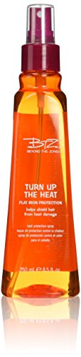 Btz - Beyond The Zone Turn Up The Heat Protection Spray (8.5 oz.)