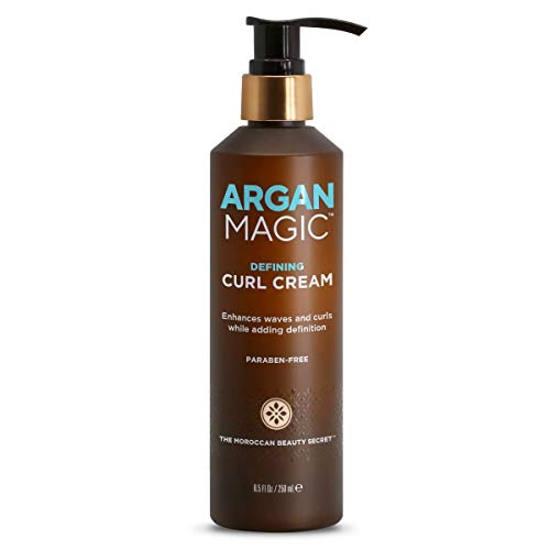 Argan Magic - Defining Curl Cream