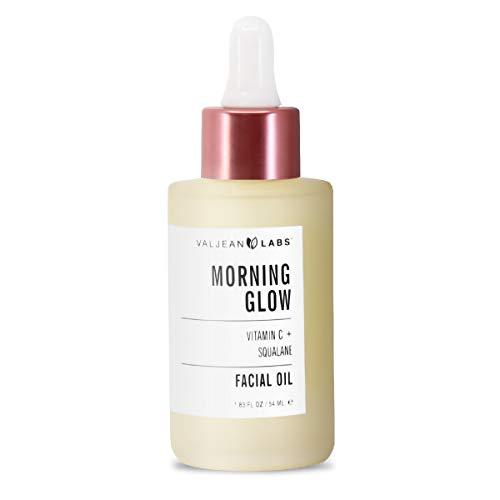 Valjean Labs - Valjean Labs Morning Glow, Vitamin C + Squalane Facial Oil