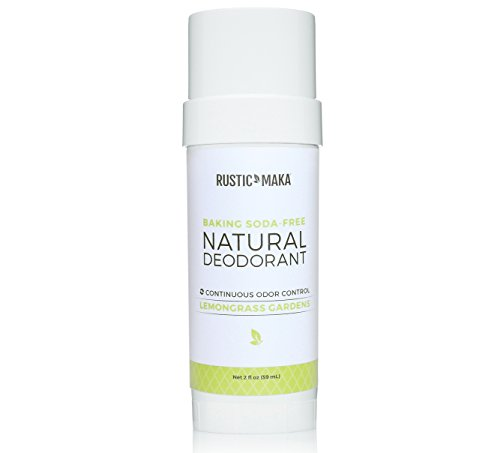 Pachy - Natural Deodorant, Citrus Gardens