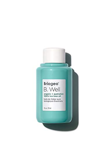 Briogeo - Briogeo B. Well Organic + Australian 100% Tea Tree Oil, 1 Ounce