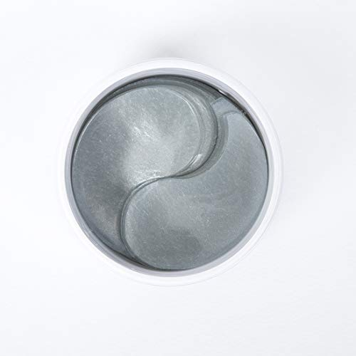 Kocostar - KOCOSTAR Eye Patches Silver Jar 30 pairs / 60 patches