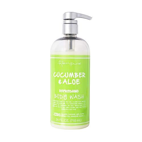 Renpure Renpure Originals cucumber & aloe body wash, 24 Ounce