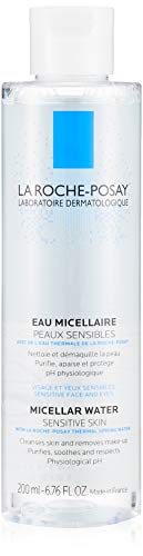 La Roche-Posay - La Roche-Posay Micellar Cleansing Water for Sensitive Skin, 6.76 Fl. Oz.