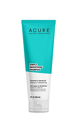 Acure - ACURE Simply Smoothing Shampoo - Smooths & Reduces Frizz