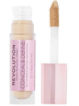 Makeup Revolution - Makeup Revolution Conceal & Define Full Coverage Conceal & Contour C6