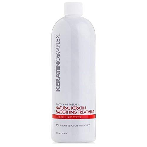 Keratin Complex - Keratin Complex Natural Keratin Smoothing Treatment 16oz With Beautify Comb