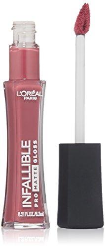 L'Oreal Paris - L'Oréal Paris Infallible Lip Pro Matte Gloss, Blushing Ambition, 0.21 fl. oz.