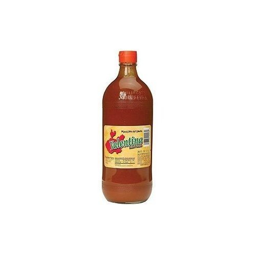 Millbrook Distribution Services Inc. - VALENTINA SAUCE HOT RED, 12.5 OZ