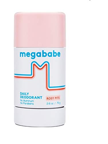 Megababe - Rosy Pits Daily Deodorant