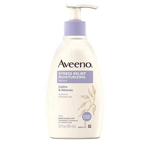 Aveeno - Aveeno Stress Relief Moisturizing Body Lotion with Lavender