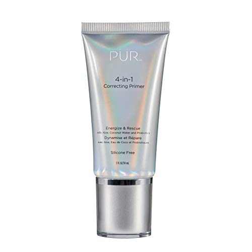 Pur - PÜR 4-in-1 Correcting Primer Energize & Rescue, 1 Fluid Ounce