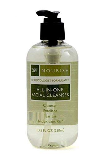 Zupishi - Trader Joe's Nourish All-in-one-facial Cleanser