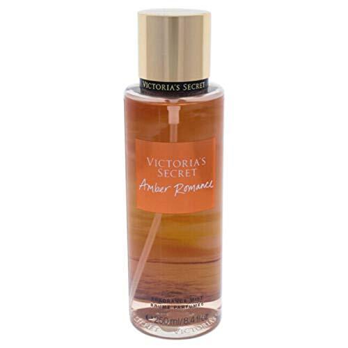 VICTORIA'S SECRET PINK - Victoria's Secret Fragrance Mist Amber Romance, 250 ml/8.4 oz
