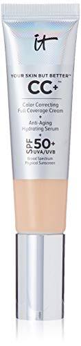 It Cosmetics - It Cosmetics Your Skin but Better CC Cream with SPF 50 Plus (Medium) - 1.08 Ounces