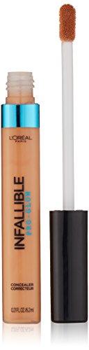 L'Oreal Paris - L'Oréal Paris Infallible Pro Glow Concealer, Sun Beige, 0.21 fl. oz.