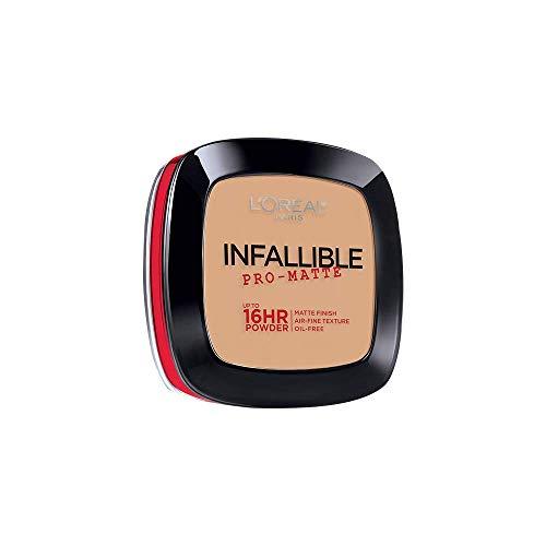 L'Oreal Paris - Infallible Pro-Matte Powder, Nude Beige