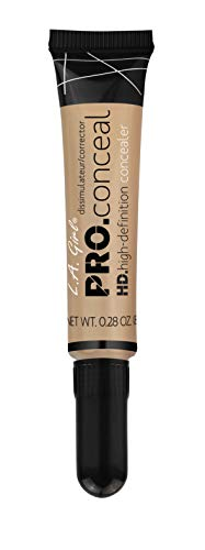 L.a. Girl - L.A. Girl Pro Concealer, Natural, 0.28 Ounce