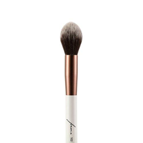 Firma Cosmetic Brushes - Firma 102 Cruelty free Blush Brush- Firma Beauty Brush, Premium handcrafted Extremely soft fibers, Cruelty free