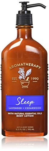 Bath & Body Works - Sleep Lavender Cedarwood Aromatherapy Lotion