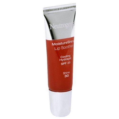 Neutrogena - Neutrogena Moisture Shine Lip Soother with SPF 20 Shine (2-Pack)