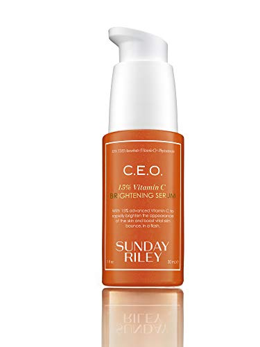 Sunday Riley - C.E.O. Rapid Flash Brightening Serum