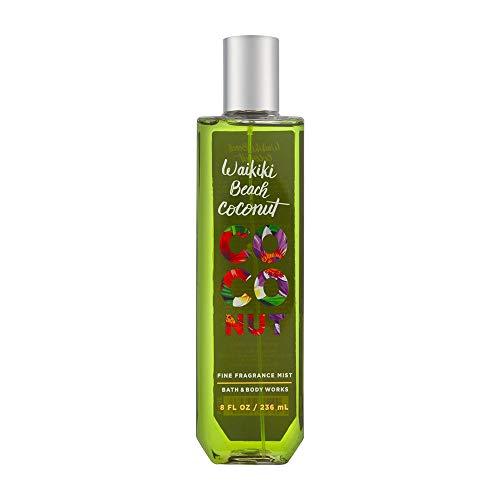 Bath & Body Works - Waikiki Beach Coconut Fine Fragrance Mist