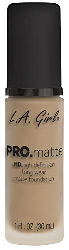 L.a. Girl PRO.Mattte HD Long Wear Foundation