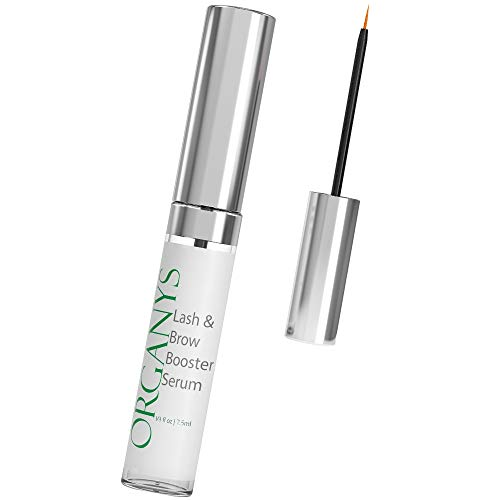 Organys - Organys Lash & Brow Booster Serum Gives You Longer Fuller Thicker Looking Eyelashes & Eyebrows 100% Yours. Best Seller Conditioner Enhances The Appearance Of Natural Lush Eyelash Growth & Regrowth
