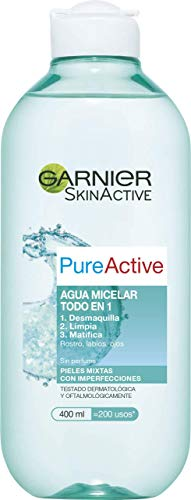 Garnier - Garnier Pure Active Micellar Water All In One 400ml