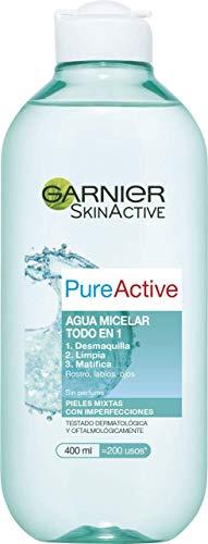 Garnier - Garnier Pure Active Micellar Water All In One 400ml