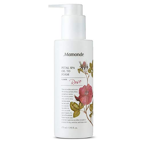 Mamonde - MAMONDE Petal Spa Oil To Foam 175ml