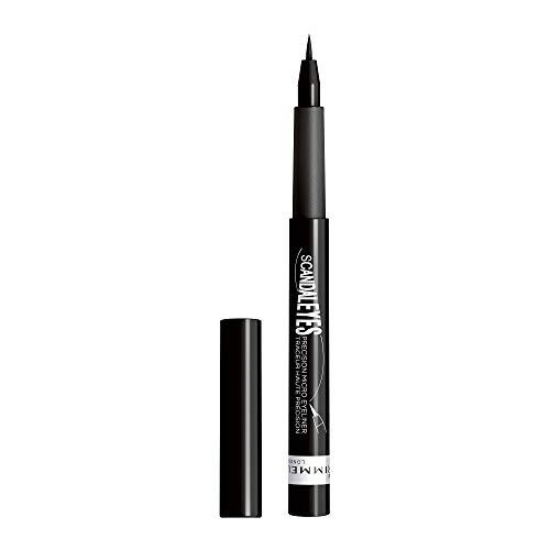 Rimmel - Rimmel Scandaleyes Micro Eye Liner, Black, 0.04 Fluid Ounce