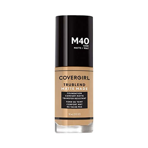 Covergirl - Covergirl Trublend Matte Made Liquid Foundation