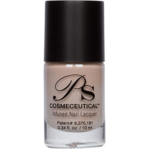 DREAM BY PS COSMECEUTICAL - PS Polish All Natural Anti-fungal Nail Polish, Safe Non-Toxic Professional Grade Nail Art and Polish Nail Lacquer, Best Nail Polishes for Manicure, Pedicure, Hands, Feet and Nails (Southern Sand)