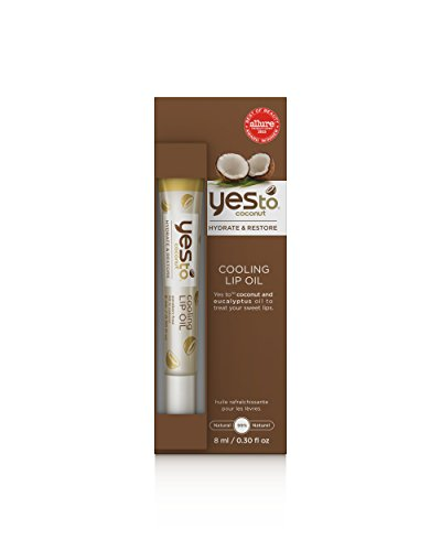 Yes To - Coconut Cooling Lip Oil