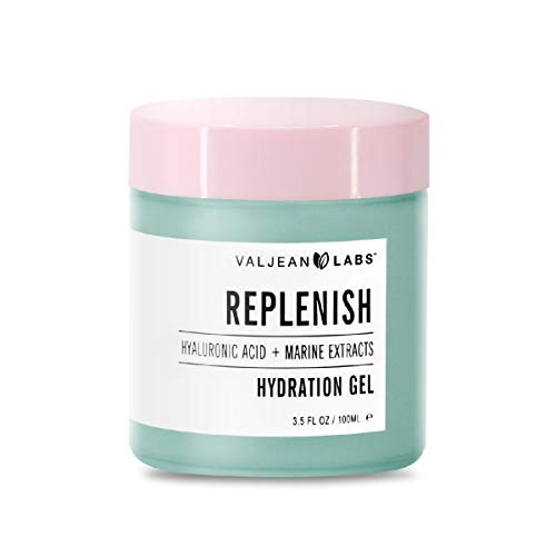 Valjean Labs - Replenish Hydration Gel With Hyaluronic Acid and Marine Extracts