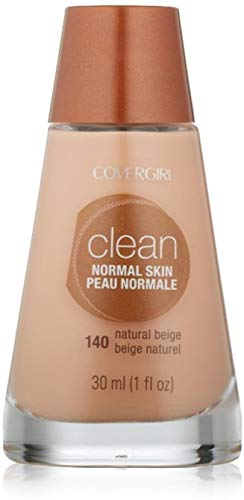 Covergirl - Clean Liquid Foundation, 140 Natural Beige