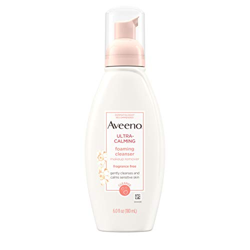 Aveeno - Ultra-Calming Foaming Cleanser