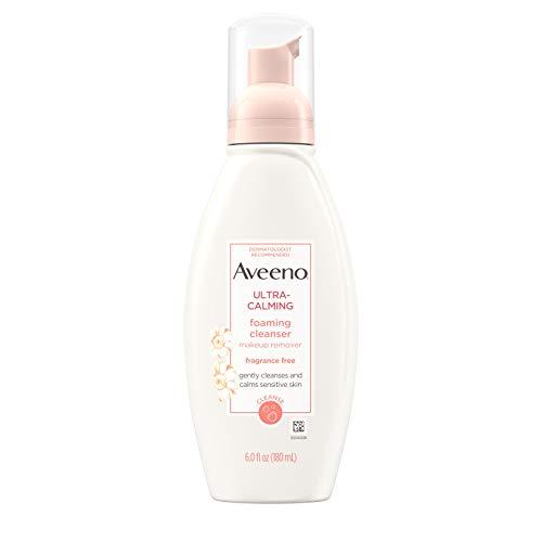 Aveeno - Ultra-Calming Foaming Cleanser