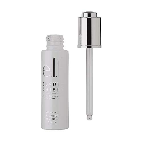 E.l.f Cosmetics - e.l.f. Beauty Shield Vitamin C Face Pollution Protecting Serum, 0.95 fl. oz. (Pack of 2)