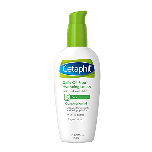 Cetaphil - Daily Hydrating Lotion with Hyaluronic Acid