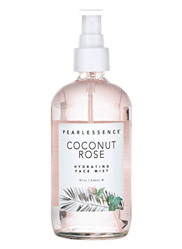 Pearlessence - Pearlessene Coconut Rose Hydrating Face Mist 8 oz