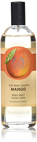 The Body Shop - The Body Shop Mango Body Mist, Paraben-Free Body Spray, 3.3 Fl. Oz.