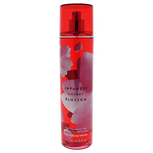 Bath & Body Works - Bath and Body Works Fine Fragrance Japanese Cherry Blossom, 8.0 Fl Oz