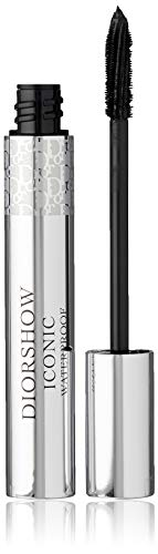 Dior - Christian Dior Diorshow Iconic Waterproof Mascara -- Extreme Wear High Intensity Lash Curler -- #090 Extreme Black 0.27 oz
