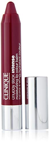 Clinique Clinique Chubby Stick Intense Moisturizing Lip Colour Balm, No. 08 Grandest Grape, 0.1 Ounce