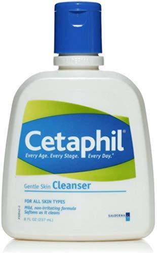 Cetaphil - Cetaphil Gentle Clnsr 8oz Size 8z Cetaphil Gentle Cleanserz 8z
