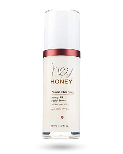 Hey Honey - Hey Honey Skin Care Good Morning Honey Silk Facial Serum & Makeup Primer For Glowing Skin